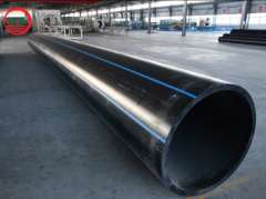 2013 HDPE pipe water supply gas supply from China