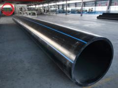 HDPE tubería suministro de agua suministro de gas