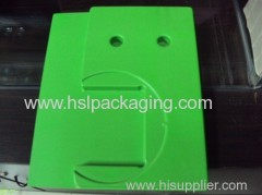 mobile and earphone packaging tray with customization