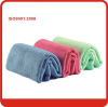 Magic strong absorbency microfiber clean cloth with colorful pp bag. 96pcs/ctn
