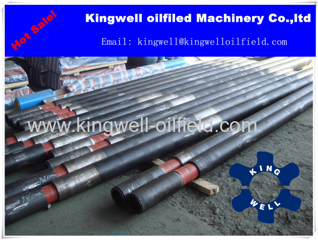 API Standard 4-3/4drilling jar for oilfild