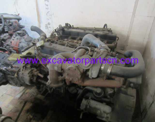 EX200-2 6BD1 ENGINE ASSY FOR EXCAVATOR