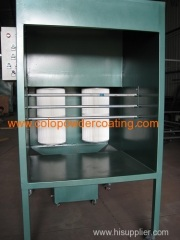 Powder Coat painting Booth