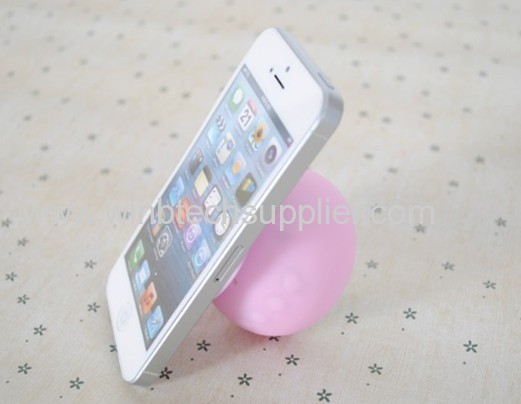 sticker mini portable bluetooth speaker with various color for tablet pc phone
