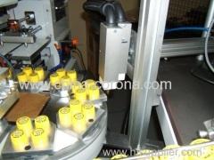 corona bottle cap treatment machine