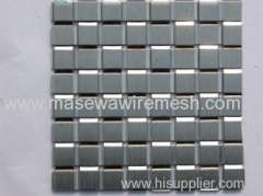 cipher fabric stainless steel elevator woven sheet