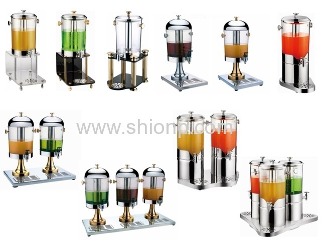 Stainless stand Juice dispenser/2