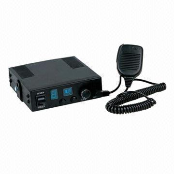 CAR Siren With 100 W