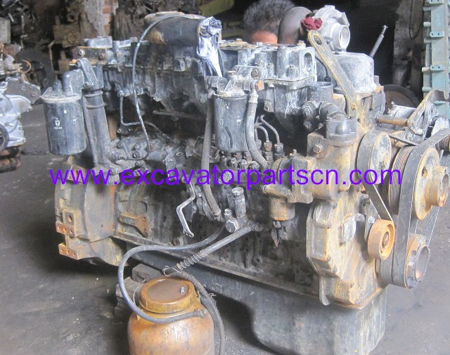 PC300-6 ENGINE ASSY FOR EXCAVATOR
