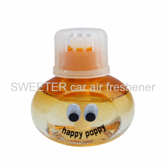 HAPPY POPPY car air freshener