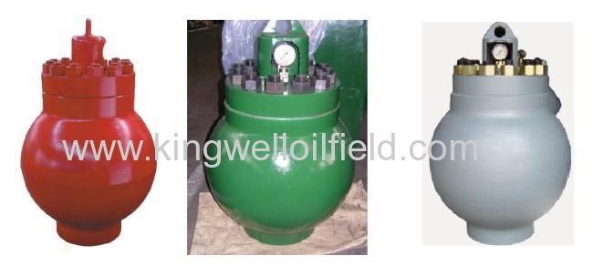 Pulsation dampener(Air bag) for Mud pump
