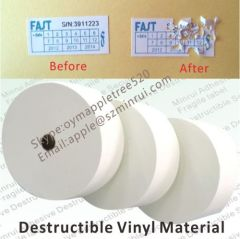 Eggshell Sticker Papers From China Factory