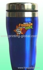 Hot Stamping Printing Foil For Water Bottle