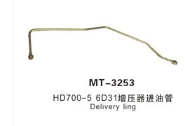 HD700-5 6D31 DELIVERY LING FOR EXCAVATOR