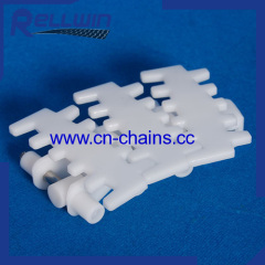 plastic flexi plain conveyor chains