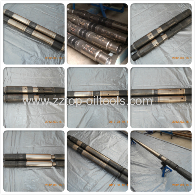 Drill Stem testing tools string(DST tools) Parts
