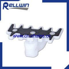 fingered steel top conveyor chains