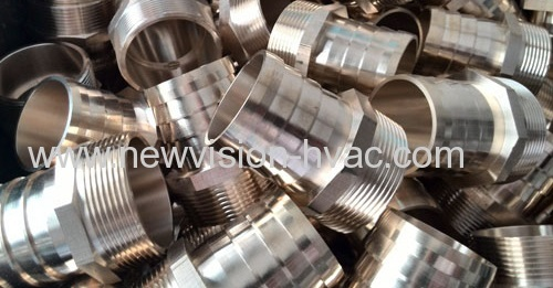 Machined Brass Flare Union & Connector Fittings