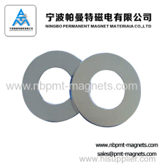Industrial Super Strong motor Neodymium Ring Magnets