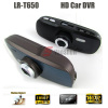 2013 High Quality LR-T650 2.7 inches Full HD 1920x1080P WDR Car DVR Black Box From Manufacture
