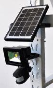 Solar PIR LED Light 10W