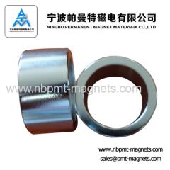 cylinder multipole neodymium magnet for motor