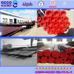 Seamless steel API 5L line pipe PSL1 L290X42