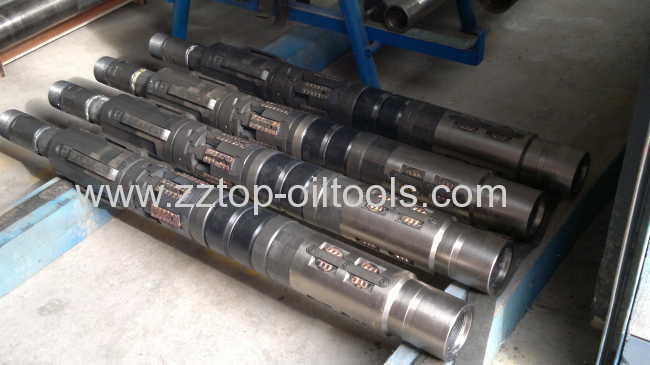 Drill stem testing casing packer 7 , RTTS