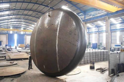 Sch std carbon steel astm a wpb pipe cap