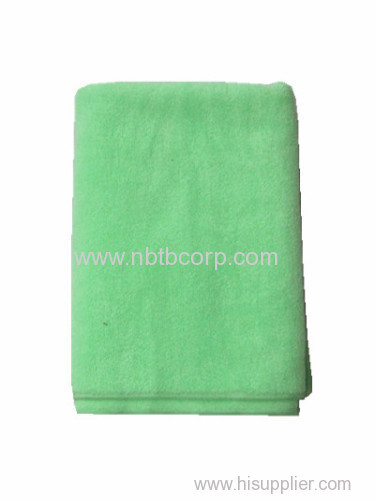 soft microfiber bath towel