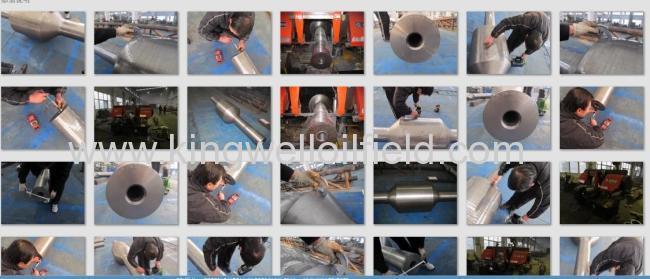 API 7-1 16spiral blade stabilizer for oilfield