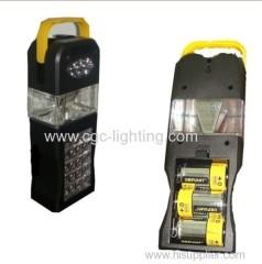 3 Battery LED work light