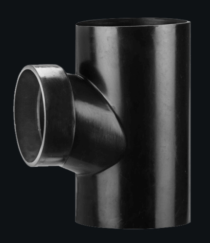 Hot sale HDPE Well tee Siphon pipe tree