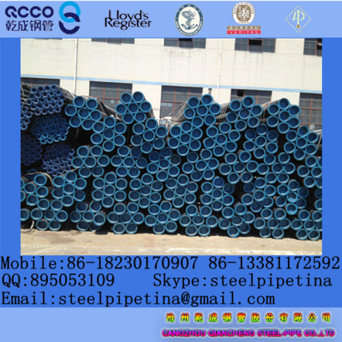 SEAMLESS ALLOY STEEL TUBE ASTM A213 GRADE T12 19mm*2.5mm
