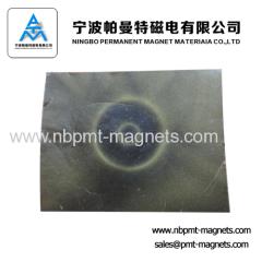 Permanent Neodymium Multipole Magnet for motor and sensor