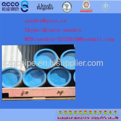 Astm A106/API 5L/ASTM A53 carbon Steel Pipes