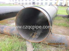"30"" hot-expand seamless steel pipe"