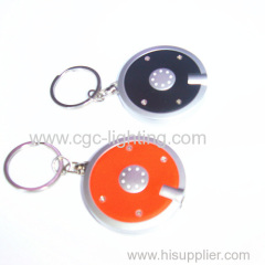 led key chain flsh light