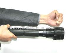 CNC machined fishing flashlights