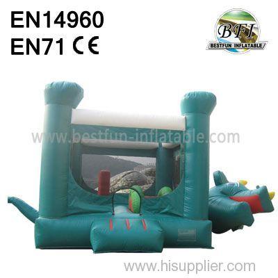 Dinosaur Inflatable House for children