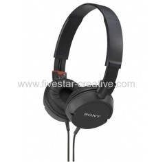 Sony MDR-ZX100 Headband Headphones Black from China Manufacturer