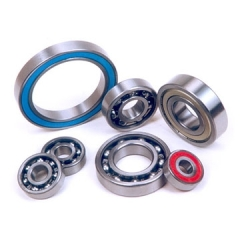 S6811 Stainless steel ball bearings 55X72X9mm