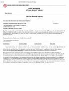 UL 125 Certificate