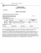 UL 258 Certificate