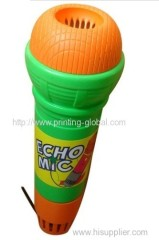 Hot stamping foils for Microphone of children toys