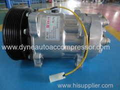 hefei dyne auto air conditioner universal air conditioner compressor name SANDEN 7H15 PV8