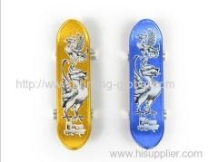 Hot stamping foil for finger skateboard of children toys