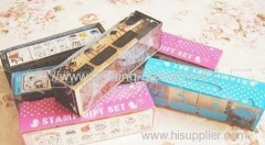 Hot stamping foil for children toy stampers
