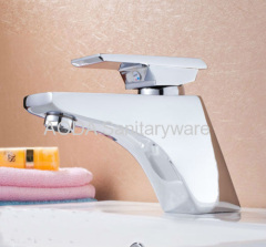 Single handle wash basin faucet mixer