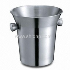 modern bor ice bucket